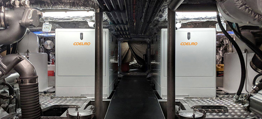 Generatoren Coelmo Marine