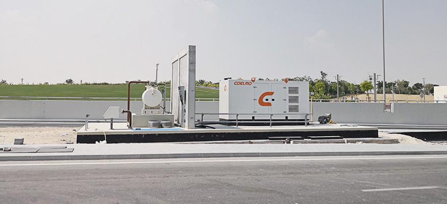 Industrial Generating Sets